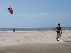 Escola de Kite surf