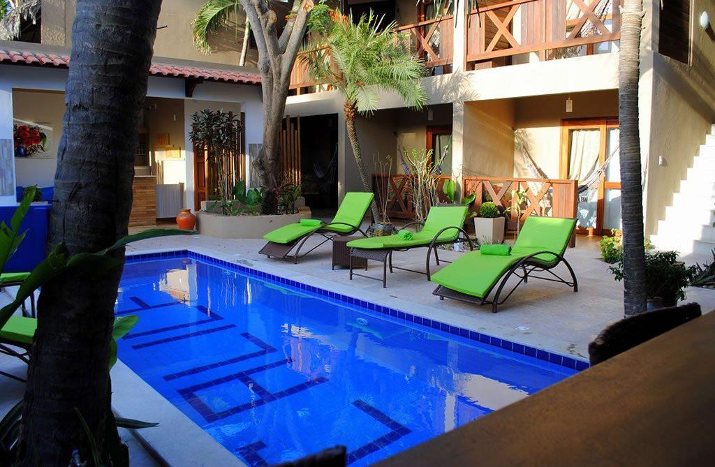 piscina pousada casalice