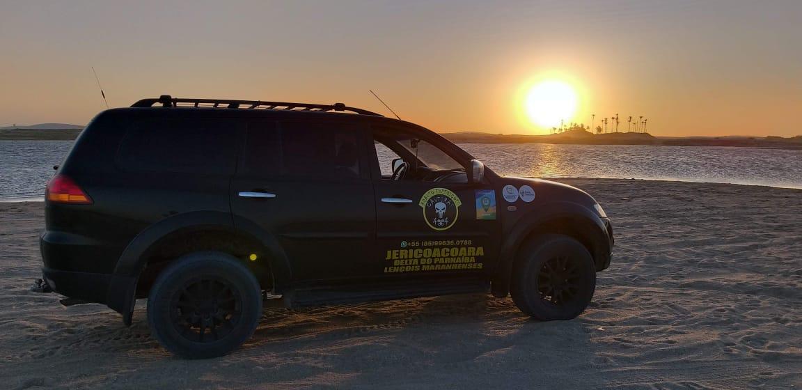 Adauto Expedições 4x4 - transfer e Passeios Jericoacoara