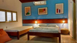 Chalé 13 - Pousada Casa do Angelo - Jericoacoara