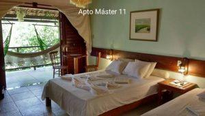 Apartamento Master 11 - Pousada Casa do Angelo - Jericoacoara