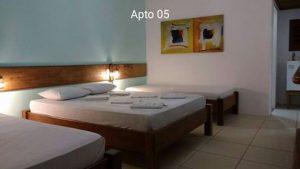 Apartamento 05 - Pousada Casa do Angelo - Jericoacoara