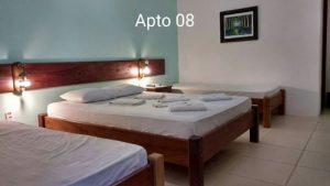 Apartamento 08 - Pousada Casa do Angelo - Jericoacoara