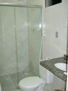 Banheiro - Pousada Casa do Angelo - Jericoacoara