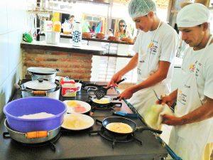 Café da Manhã - Pousada Casa do Angelo - Jericoacoara