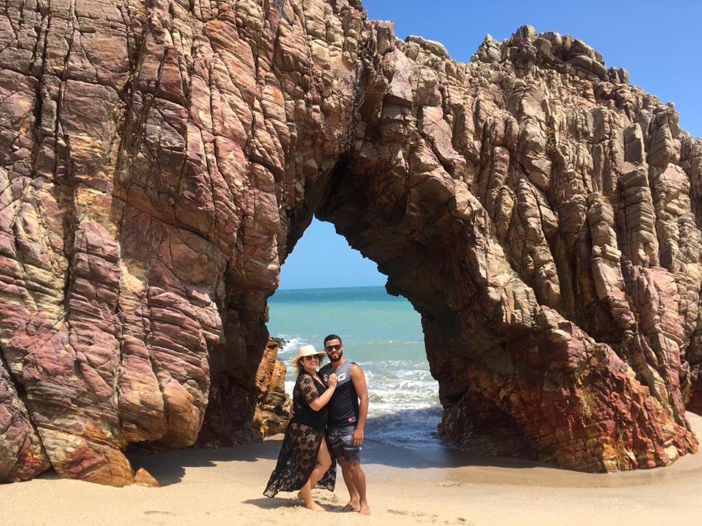 Pedra Furada - Jericoacoara - Ceará