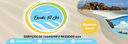 Encantus Tur Jeri - Serviços de Transfer e Passeios 4x4 - Jericoacoara