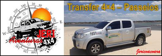 Jeri Aventuras 4x4 - passeios e Transfer - Jericoacoara