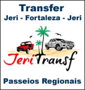 Jeri Transf - Passeios Regionais e Transfer Jericoacoara