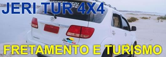 Jeri Tur 4x4 Fretamento e Turismo Jericoacoara