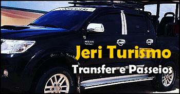 Jericoacoara Turismo - Transfer e Passeios - Jericoacoara