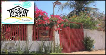 Nossa Casa em Jeri - aluguel para temporada em Jericoacoara