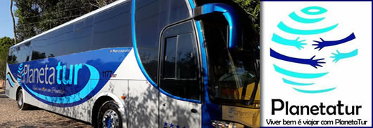 Planetatur - Turismo e Fretamento de Vans e Ónibus - Jericoacoara