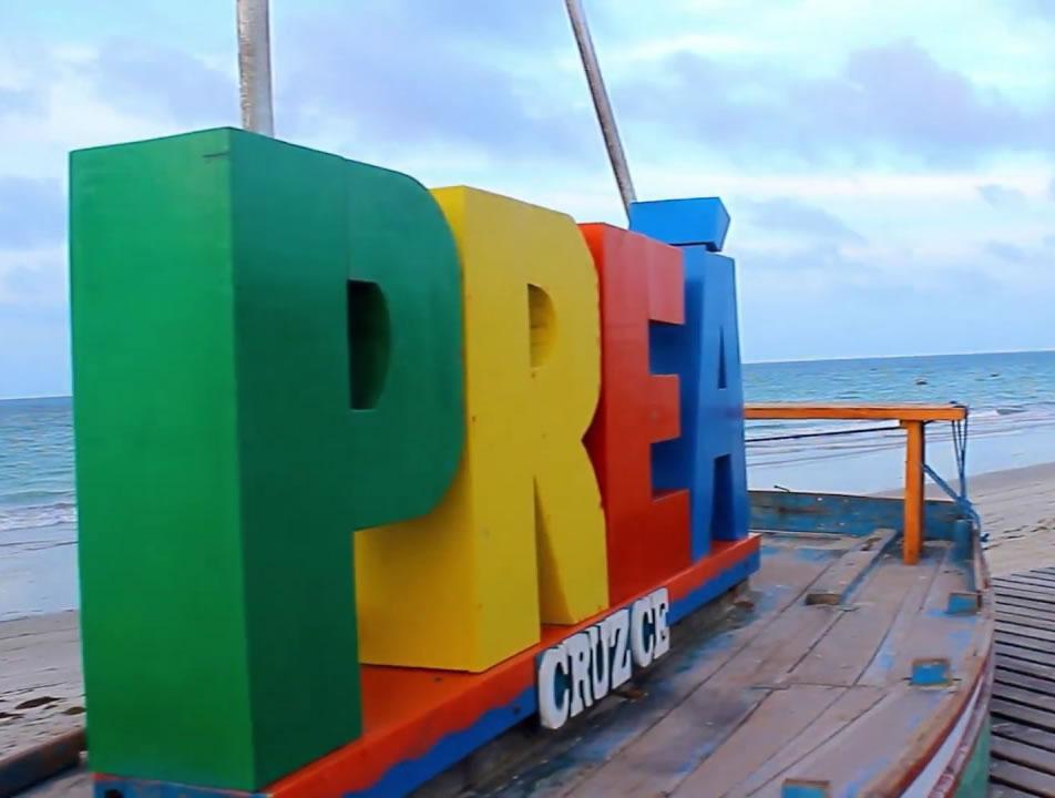 Praia do Preá - Cruz