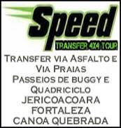 Speed 4x4 tour - Jericoacoara Transporte e Passeios