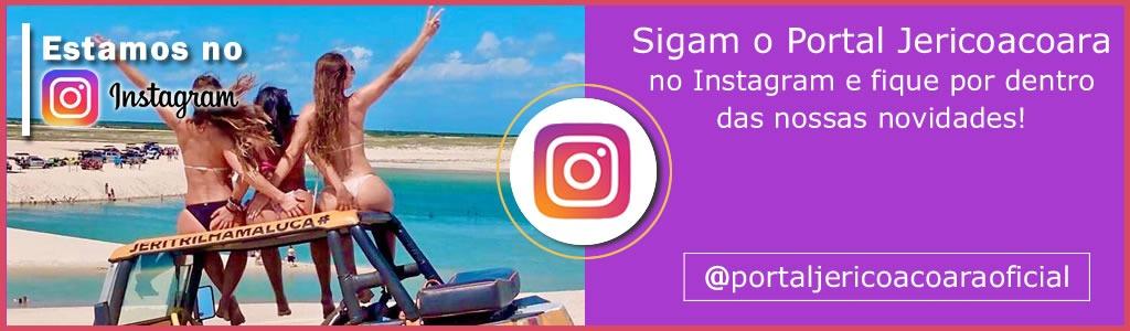 portal jericoacoara no Instagram