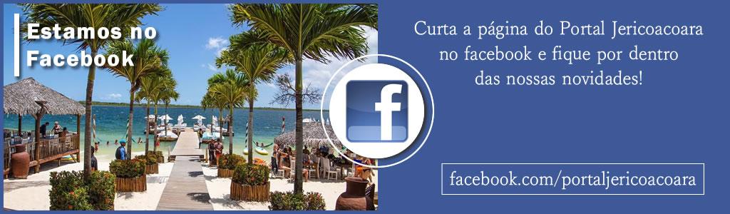 Redes sociais do Portal Jericoacoara