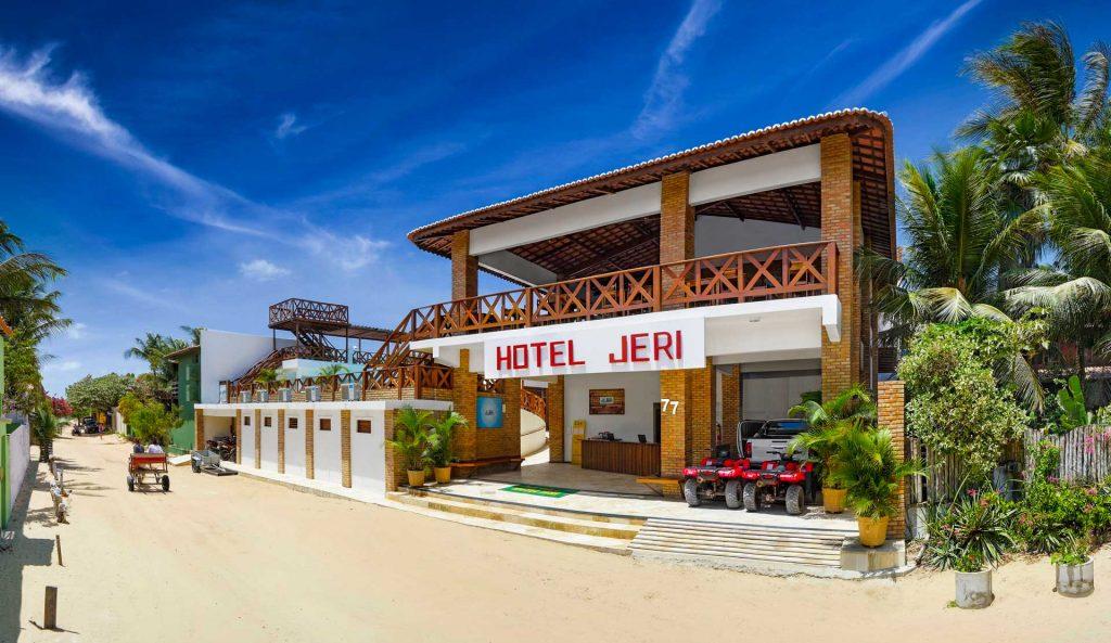 Hotel Jeri em Jericoacoara